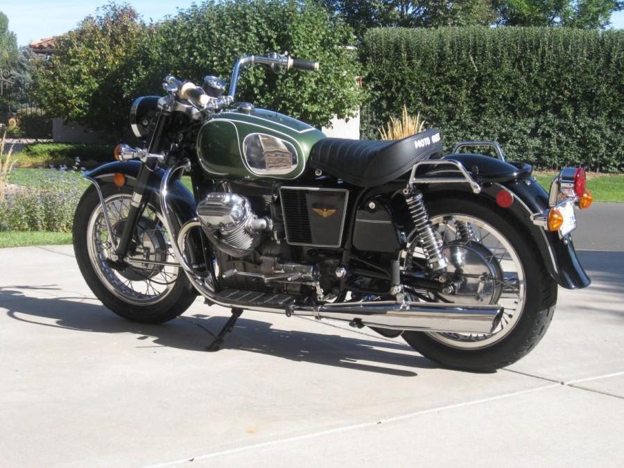 1971 moto guzzi ambassador – lisaon2wheels